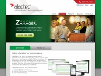 Zanager.com - Online Employee Scheduling and Workforce Management