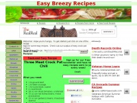 easybreezyrecipes.com
