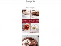 dessertfortwo.com
