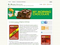 mymorningchocolate.com