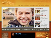 orphansunday.org