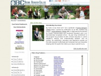 Thedogtrainer.org