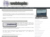 Webtopia | Marketing starts with an engaging website