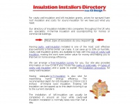 insulation-installers.co.uk