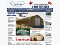 Crownsteelbuildings.ca