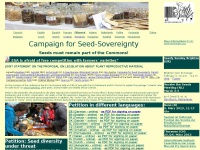 Seed-sovereignty.org