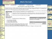 What's The Cost? - Become debt free at WhatsTheCost.com