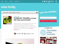 miss-thrifty.co.uk