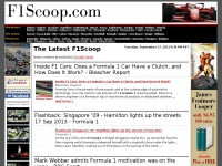 F1Scoop - The latest Formula 1 news stories and videos!