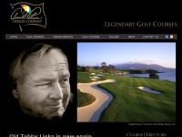 Golf Course Design | Arnold Palmer | Thad Layton | Brandon Johnson