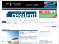 Algarve Resident - the REAL Algarve Resident - 1st for News, information and classifieds -
