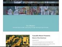 cascadiamusic.org Thumbnail
