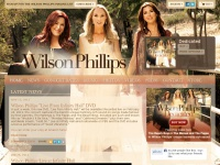 Wilson Phillips Home | The Official Wilson Phillips Site