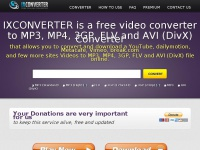 Ixconverter.net - Free Online YouTube to MP3 - youtube videos mp3 - youtube converter video free