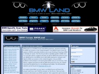 BMW Forum for UK BMW car Owners • BMWLand