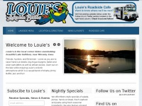 louiesatthelake.com