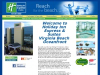 Vbsurfside.com - Welcome to Holiday Inn Express A Virginia Beach, Virginia Hotel
