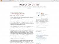 mildlydiverting.blogspot.com