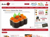 Buy sushi grade fish sushi ingredients for Buy sushi grade fish online