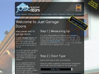 justgaragedoors.co.uk
