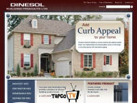 Dinesolbp.com - Dinesol Building Products - Vinyl Siding Accessories, Shutters & Vents
