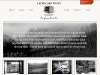 Layer Cake Wines | One Hundred Percent Pure Wine