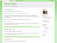 sandimetz.com