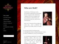 ministryofburlesque.com