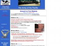 armyofthepacific.com