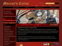 Murrayscustomcycles.com - Motorcycle Parts & Accessories | Custom Motorcycles |Murrays Custom Cycles | Online Store for motorc
