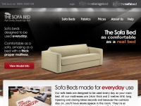 Quality Sofa Beds For Everyday Use | The Sofa Bed