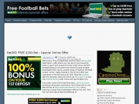 Bet365 Free £200 Football Betting Special Offer | UK Free Bets