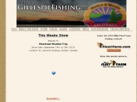 Gillespiefishing.com - Waters & Woods Television - Main