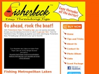 Fisherbeck.com - Fisherbeck Easy Threading Jigs