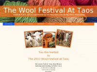 Taoswoolfestival.org