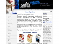Cheap European cigarettes Parliament from China