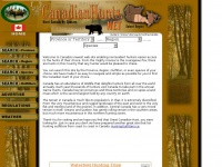 canadianhunts.net Thumbnail