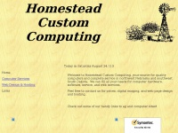 Homestead Custom Computing