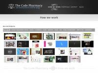 thecodepharmacy.co.uk Thumbnail