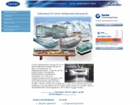carrierrefrigeration.no Thumbnail