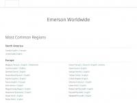 emerson.com