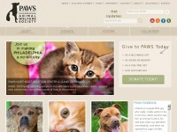 phillypaws.org Thumbnail