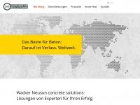 wackerneuson-concretesolutions.com