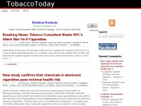 Tobaccotoday.info