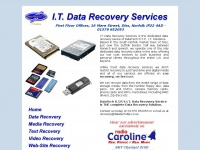 Itdatarecoveryservices.co.uk