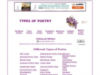 types-of-poetry.org.uk