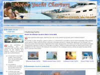 Motoryacht Org Private Motor Yacht Charters Worldwide