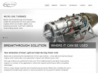 Bladonjets.com - Bladon Jets | Micro Gas Turbine Engines