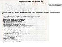 languageandlaw.org