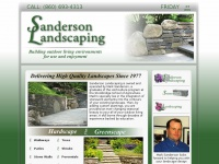 sandersonlandscaping.com